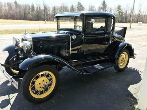 1930 Ford Model A for sale at AB Classics in Malone NY