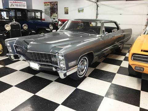 1967 Cadillac DeVille for sale at AB Classics in Malone NY