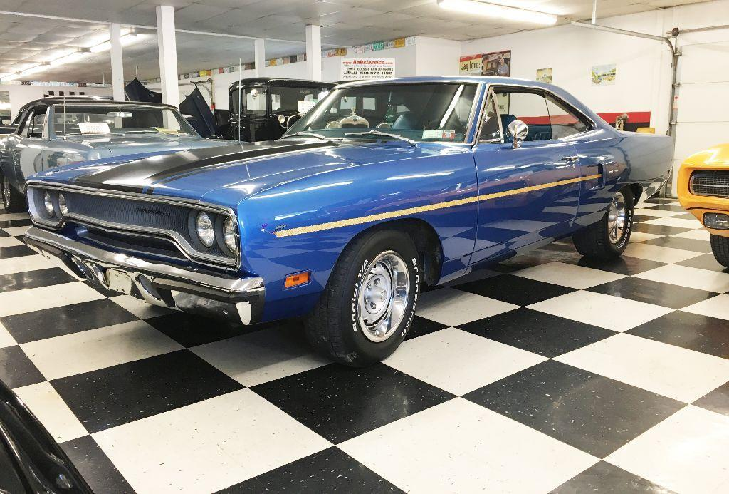 1970 Plymouth Roadrunner for sale at AB Classics in Malone NY