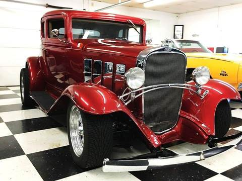 1932 Chevrolet  COUPE for sale at AB Classics in Malone NY