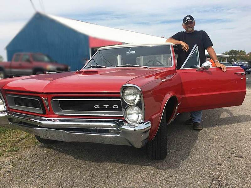1965 Pontiac GTO for sale at AB Classics in Malone NY