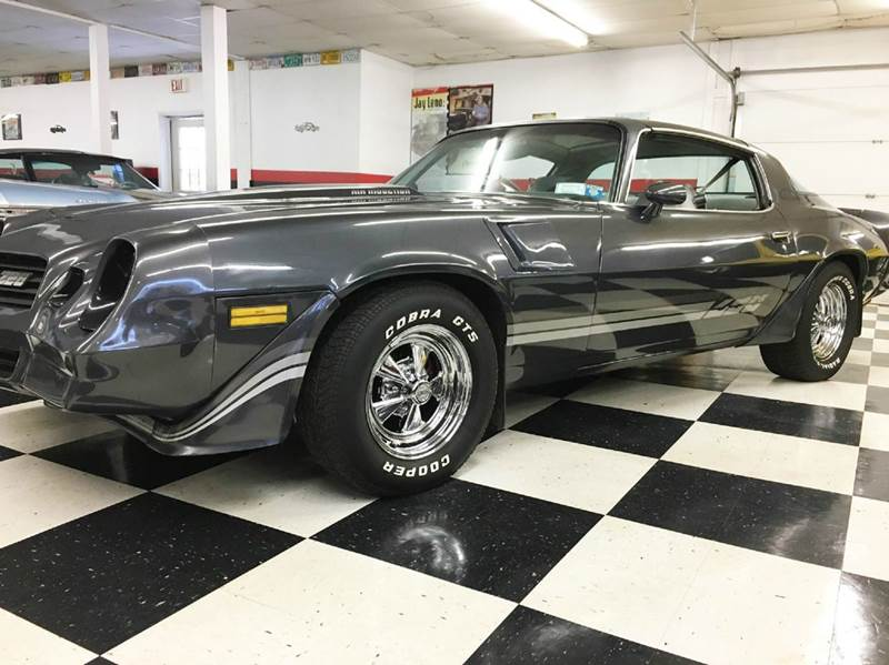 1981 Chevrolet Camaro for sale at AB Classics in Malone NY