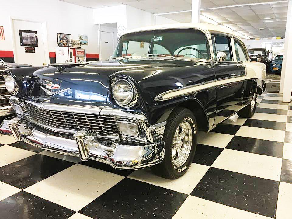 AnB Classic Cars - Classic Cars For Sale - Malone NY Dealer