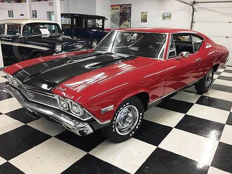 1968 Chevrolet SOLD Chevelle for sale at AB Classics in Malone NY