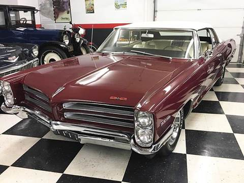 1966 Pontiac This Catalina has Sold for sale at AB Classics in Malone NY