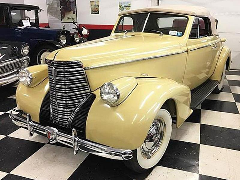 ABclassics.com - Classic Cars For Sale - Malone NY Dealer