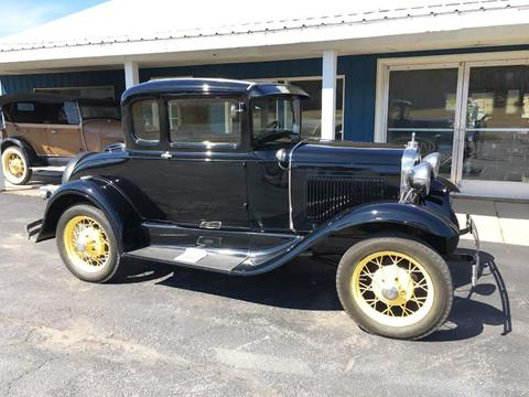 Ford Classic Cars Auto Brokers For Sale Malone ABclassicscom - Ford classic cars