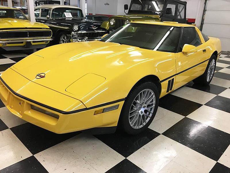 1988 Chevrolet Corvette for sale at AB Classics in Malone NY