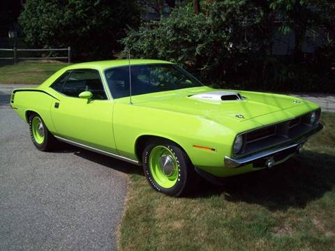 1970 Plymouth Barracuda for sale in Malone, NY