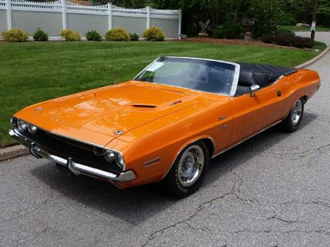 1970 Dodge Challenger for sale at AB Classics in Malone NY