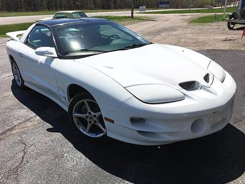 2001 Pontiac Firebird for sale in Malone, NY