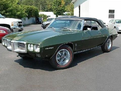 1969 Pontiac Firebird for sale in Malone, NY