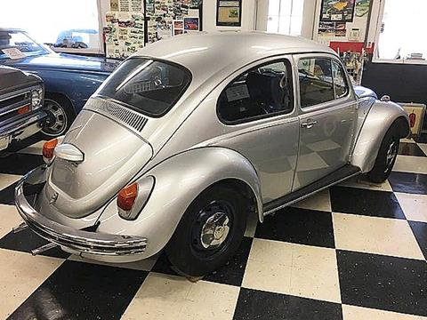 1969 Volkswagen Beetle for sale at AB Classics in Malone NY