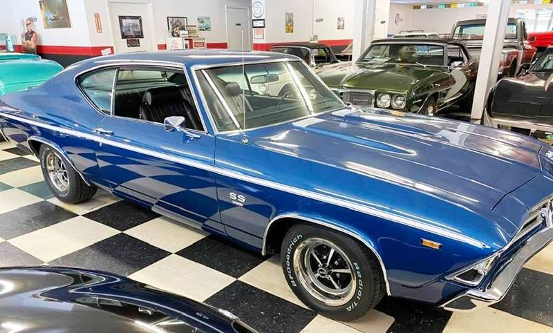 1969 Chevrolet Chevelle for sale at AB Classics in Malone NY