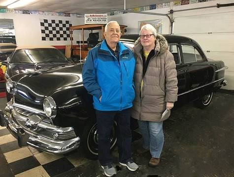 1951 Ford Deluxe for sale at AB Classics in Malone NY