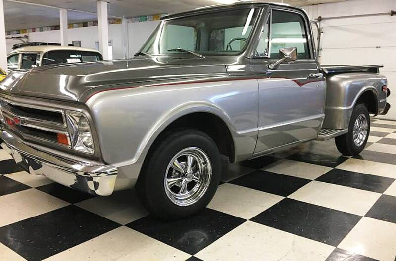 1968 Chevrolet C/K 10 Series for sale at AB Classics in Malone NY