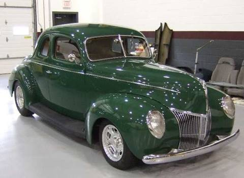 1939 Ford Deluxe for sale in Malone, NY