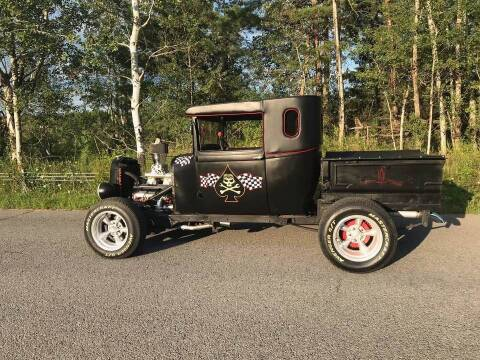 1926 Ford Rat Rod Pickup SOLD for sale at AB Classics in Malone NY