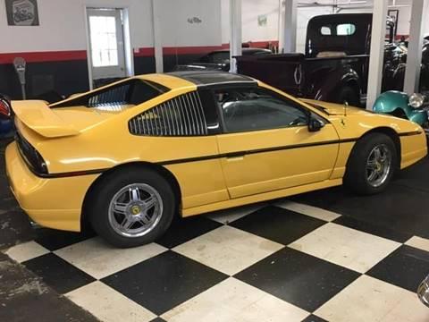 1988 Pontiac Fiero for sale in Malone, NY