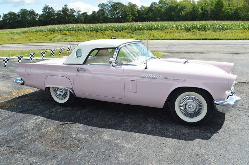 1957 Ford Thunderbird for sale at AB Classics in Malone NY