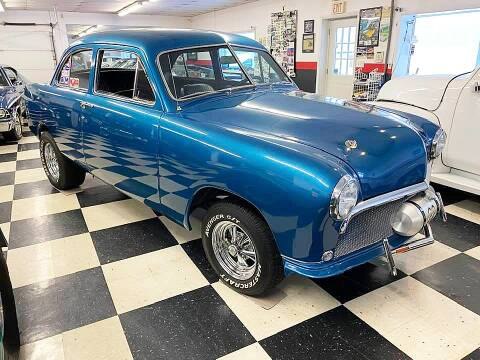 1951 Ford Custom for sale at AB Classics in Malone NY