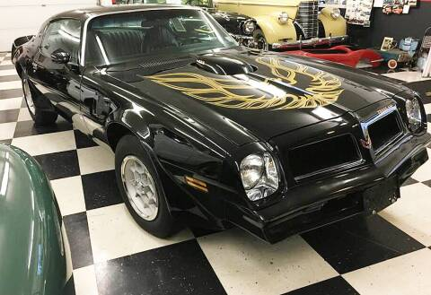 1976 Pontiac Trans Am for sale at AB Classics in Malone NY