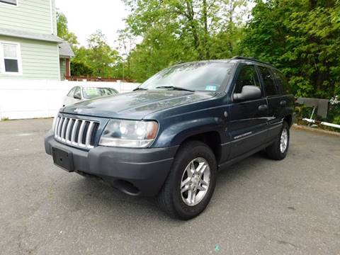 2004 Jeep Grand Cherokee for sale at RAHWAY AUTO EXCHANGE in Rahway NJ
