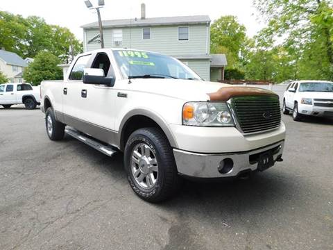 2007 Ford F-150 for sale at RAHWAY AUTO EXCHANGE in Rahway NJ