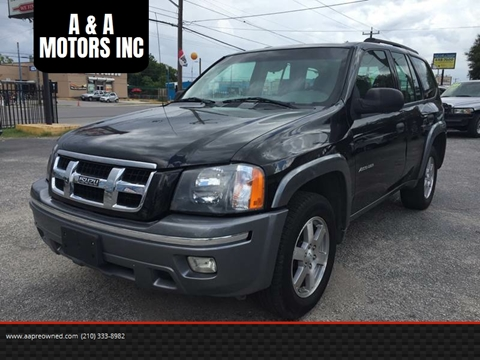 2007 Isuzu Ascender For Sale In Tazewell Tn Carsforsale