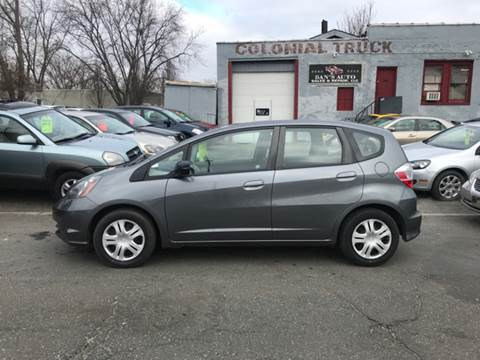 2011 Honda Fit for sale at Dan's Auto Sales and Repair LLC in East Hartford CT