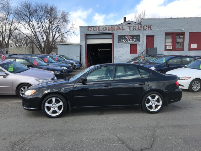 2009 Subaru Legacy for sale at Dan's Auto Sales and Repair LLC in East Hartford CT