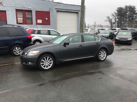 2007 Lexus GS 350 for sale at Dan's Auto Sales and Repair LLC in East Hartford CT