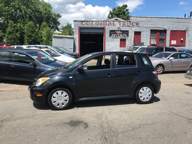 2006 Scion xA for sale at Dan's Auto Sales and Repair LLC in East Hartford CT