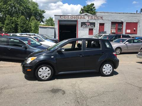 2006 Scion xA for sale at Dan's Auto Sales and Repair LLC in East Hartford CT