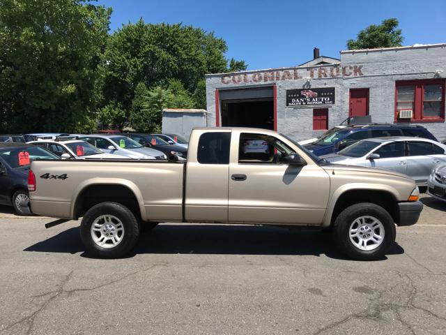 2004 Dodge Dakota for sale at Dan's Auto Sales and Repair LLC in East Hartford CT