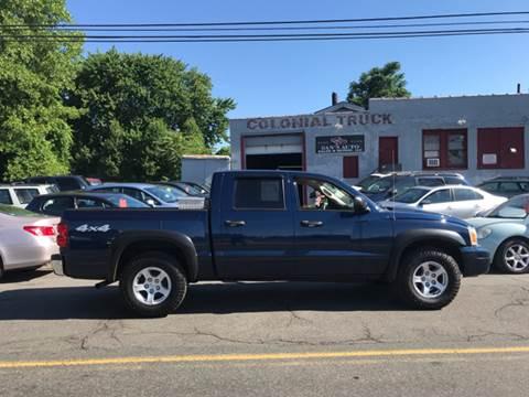 2006 Dodge Dakota for sale at Dan's Auto Sales and Repair LLC in East Hartford CT