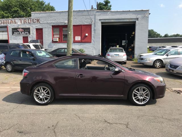 2008 Scion tC for sale at Dan's Auto Sales and Repair LLC in East Hartford CT