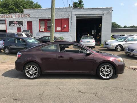 2008 Scion tC for sale at Dan's Auto Sales and Repair LLC in East Hartford CT