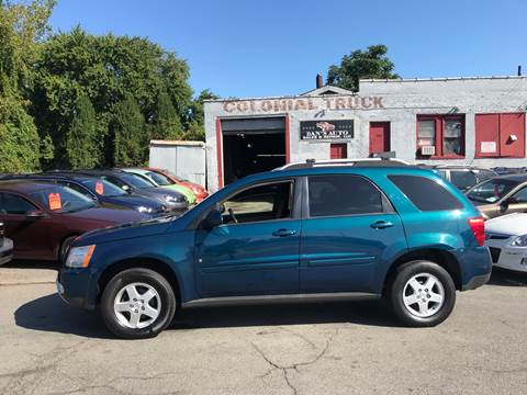 2006 Pontiac Torrent for sale in East Hartford, CT