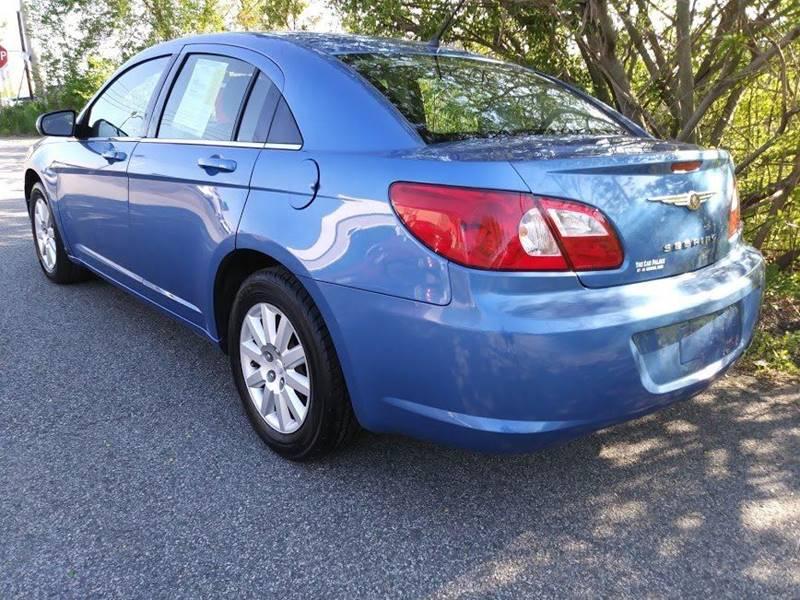 2007 Chrysler Sebring 4dr Sedan - Seekonk MA