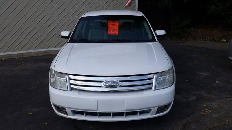 2008 Ford Taurus SEL 4dr Sedan - Seekonk MA