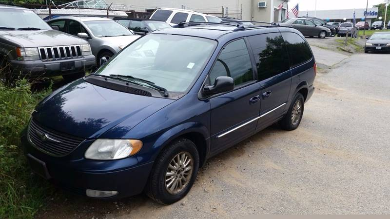 2003 Chrysler Town and Country Limited 4dr Extended Mini-Van - Seekonk MA