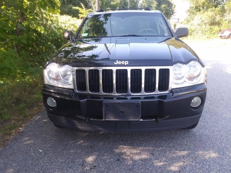 2005 Jeep Grand Cherokee 4dr Limited 4WD SUV - Seekonk MA