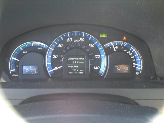 2012 Toyota Camry Hybrid XLE 4dr Sedan - Seekonk MA