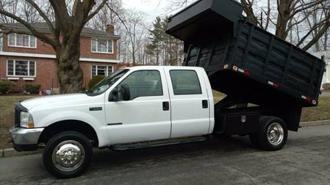 2000 Ford F-550 for sale in Seekonk, MA