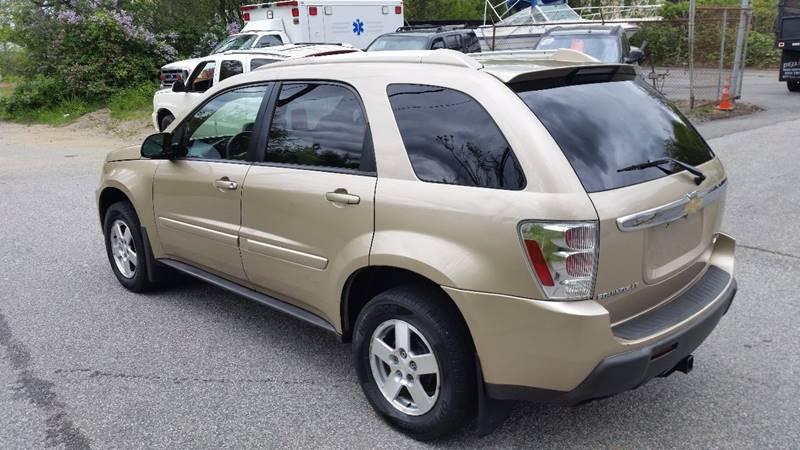 2005 Chevrolet Equinox AWD LT 4dr SUV - Seekonk MA