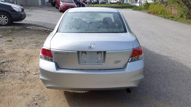 2010 Honda Accord LX 4dr Sedan 5A - Seekonk MA