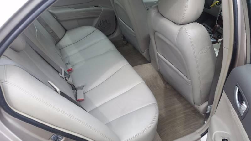 2006 Hyundai Sonata LX 4dr Sedan - Seekonk MA