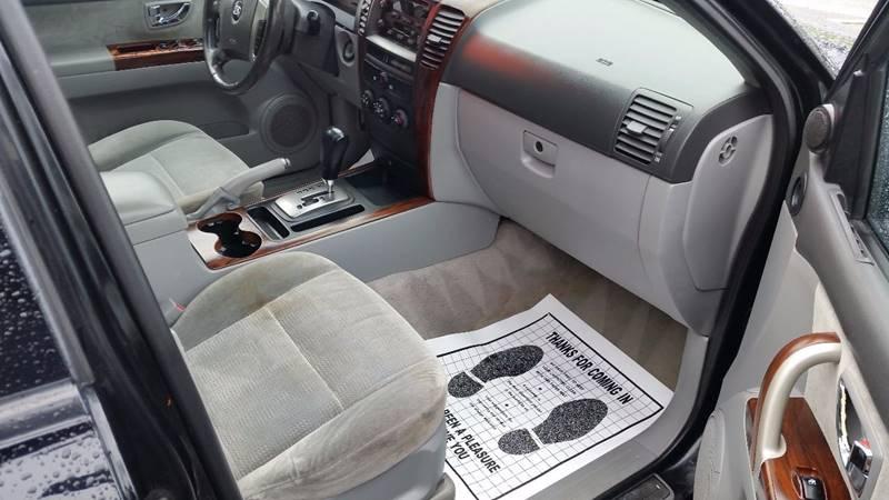2006 Kia Sorento EX 4dr SUV 4WD - Seekonk MA