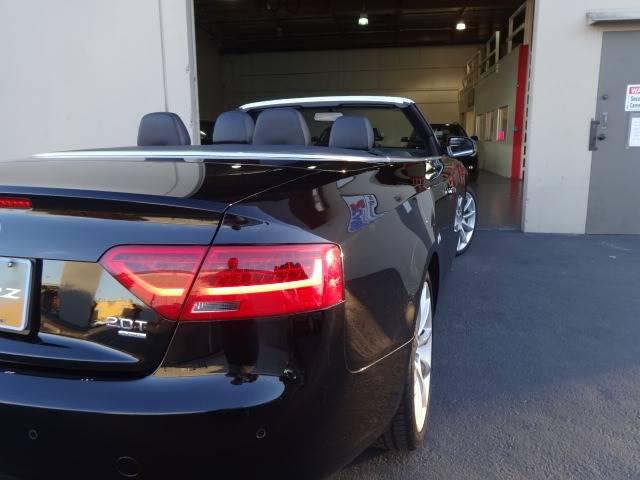 2013 Audi A5 AWD 2.0T quattro Premium Plus 2dr Convertible - San Carlos CA